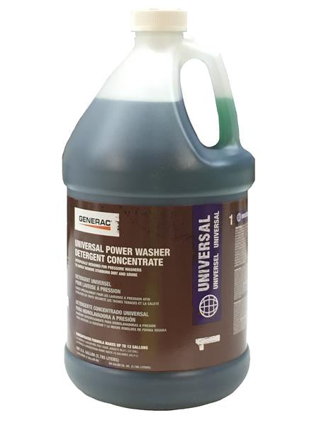 Generac Power Washer Detergent Concentrate 1 Gallon Part
