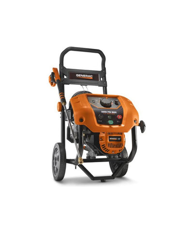 Generac 2000-3000PSI Variable Power Washer Model# 6809