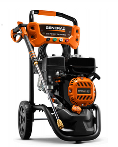 Generac 3100 PSI Pressure Washer w/ Power Dial Gun Model# 7019