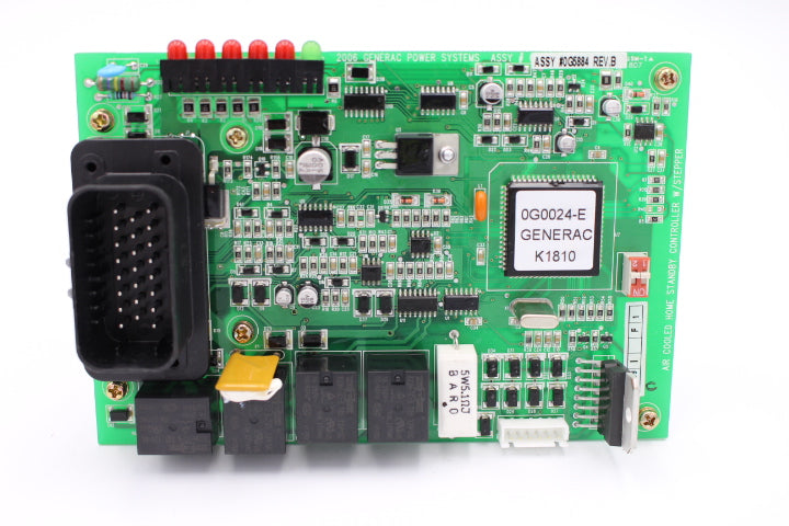 Generac 0G58840SRV Circuit Board Assembly, Modfied 0F8992