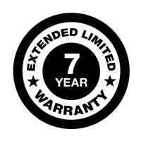 Generac 7-Year Extended Limited Warranty - Liquid-Cooled up to 60kW