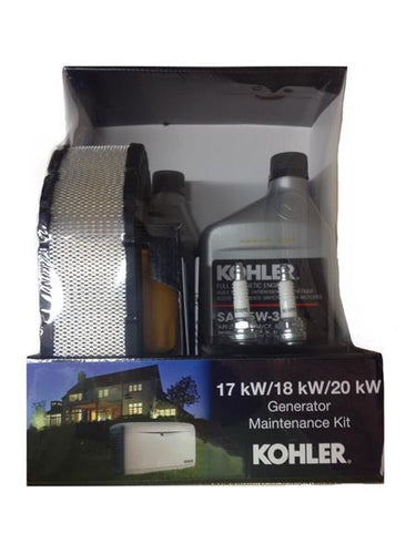 Kohler- GM62347-SKP1-QS Maintenance Kit 17-20 kW