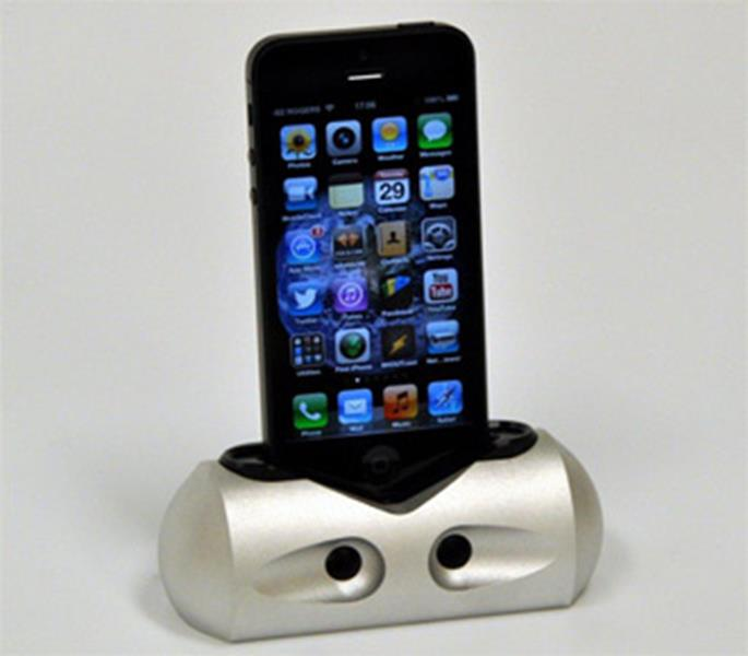 MeeMojo Iphone 5 Heavy Dock Alor Frosted Finished