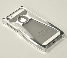 Load image into Gallery viewer, MeeMojo iPhone 5 Legend series Billet Aluminum Case Color Billet Alloy Pearl
