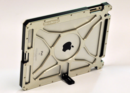 MeeMojo iPad 2 / New iPad Billet Aluminum Case . style and protection
