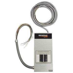 Generac 10 Circuit RTS Transfer Switch and Load Center, 100 amps, 120/240 Part# RTS10EZA1
