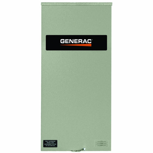 Generac Power Systems - RTSY200A3 - Transfer Switch, 200 Max Amps, 240 volt