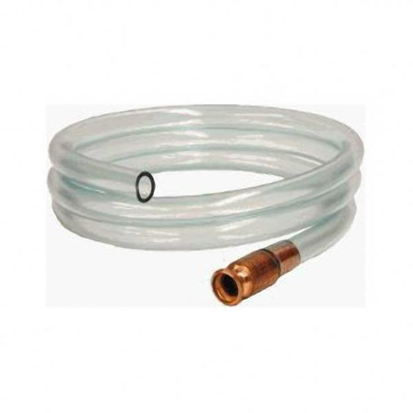 "Safety Siphon 6ft 1/2"" Tube"