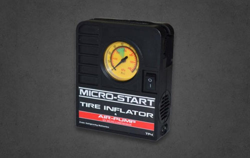 Antigravity Batteries Micro Start Mini Tire Inflator & Air Pump Model# AG-MSA-9