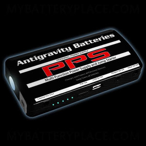 Antigravity Batteries MICRO-START XP-1 - World's smallest Portable Jump Starter and Back-up Power Supply