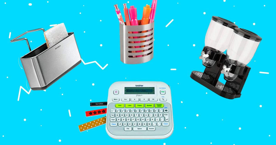 20 innovative products on Amazon to help you stay organized
