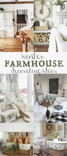 Cheap Farmhouse Decor Ideas