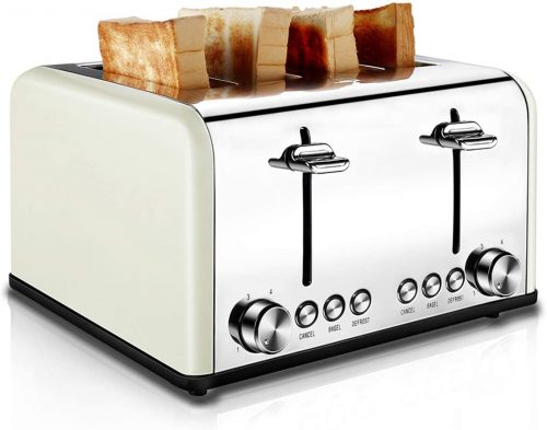 Top 10 4 Slice Toaster in 2020