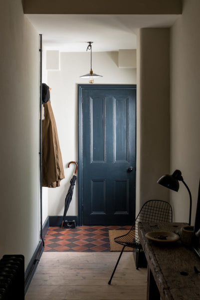 English Translation: A Compact Victorian Gets an Eclectic but Cohesive Makeover