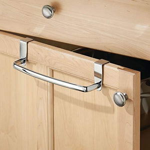 Latest dulceny over the cabinet kitchen dish towel bar holder