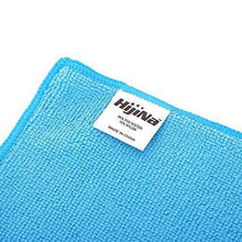 Load image into Gallery viewer, Results microfiber cleaning cloth hijina pack of 20 size 12 x12 for cleaning tasks in the kitchen bathroom dining room and more plain 5 colors x 4