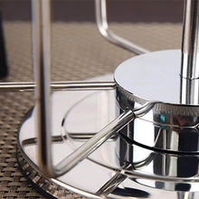 Load image into Gallery viewer, Discover the ty wj mug holder stainless steel rotatable hooks tree drying rack stand coffee 蜶 kitchen household water bar senior tray mug holders b