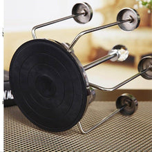 Load image into Gallery viewer, Budget friendly ty wj mug holder stainless steel rotatable hooks tree drying rack stand coffee 蜶 kitchen household water bar senior tray mug holders b