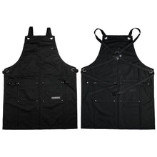 Load image into Gallery viewer, Selection gidabrand professional grade chef kitchen apron with double towel loop 10 oz cotton for cooking bbq and grill men women design with 3 pockets quick release buckle and adjustable strap m to xxl