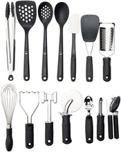 Load image into Gallery viewer, Discover oxo good grips 15 piece everyday kitchen tool set