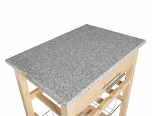 Load image into Gallery viewer, Buy linon kitchen island granite top