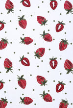 Load image into Gallery viewer, Related casa decors set of apron oven mitt pot holder pair of kitchen towels in a unique berry blast design made of 100 cotton eco friendly safe value pack and ideal gift set kitchen linen set