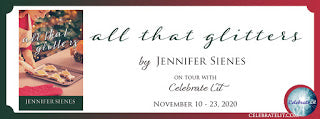Celebrate Lit Blog Tour: All That Glitters by Jennifer Sienes