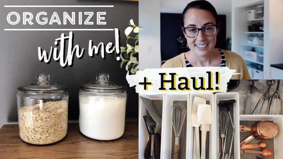 dollartreehaul #Organizewithme #rosshaul #Walmartfinds #kitchenorganization Today I want to share some kitchen organization items I bought from Dollar Tree, ...