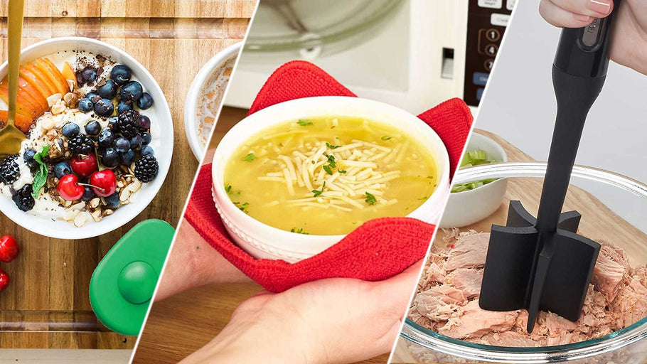 7 Unassuming Kitchen Gadgets to Make Life Easier