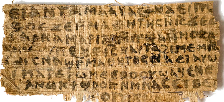 How a Scrap of Papyrus Launched a Reconsideration of Early Christianity