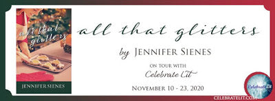 Blog Tour and Giveaway: All That Glitters by Jennifer Sienes