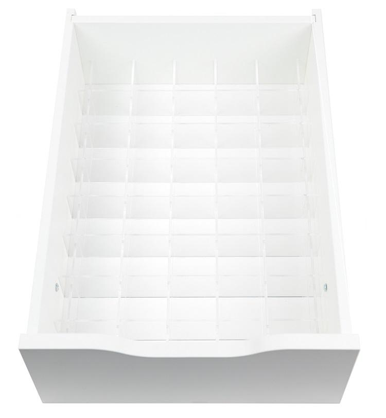 Foundation Divider - Ikea Alex Drawer
