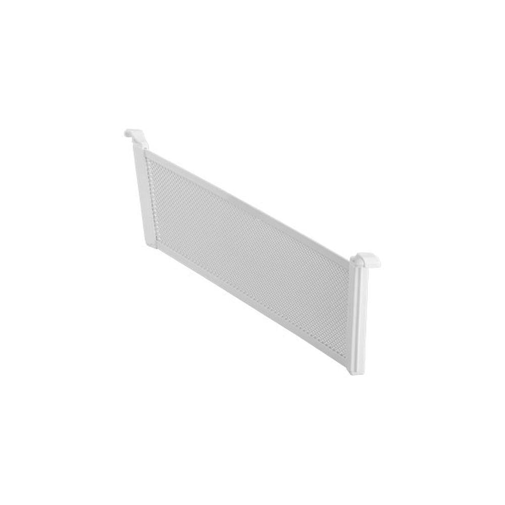 Elfa Mesh Drawer Dividers 80mm White
