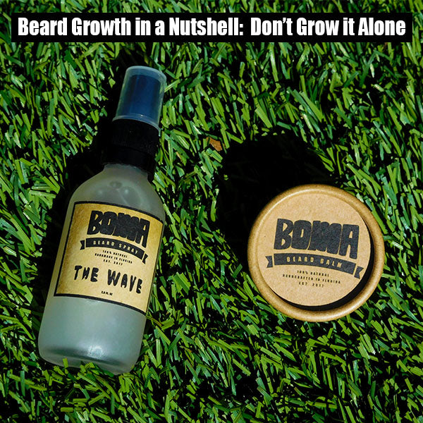 Understanding Beard Growth in a Nutshell: Don't Grow it Alone!