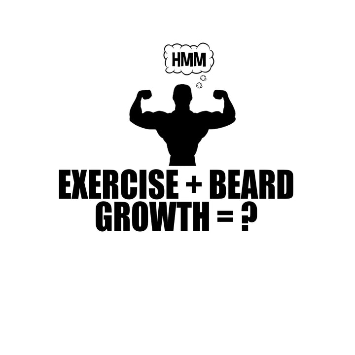Does Exercise and Beard Growth Go Hand In Hand?