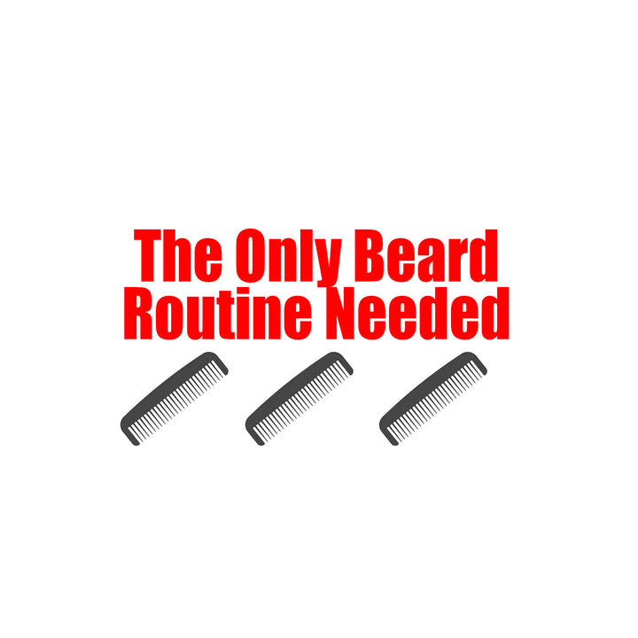 The Only Routine You Need To Apply Boma Beards Beard Balm