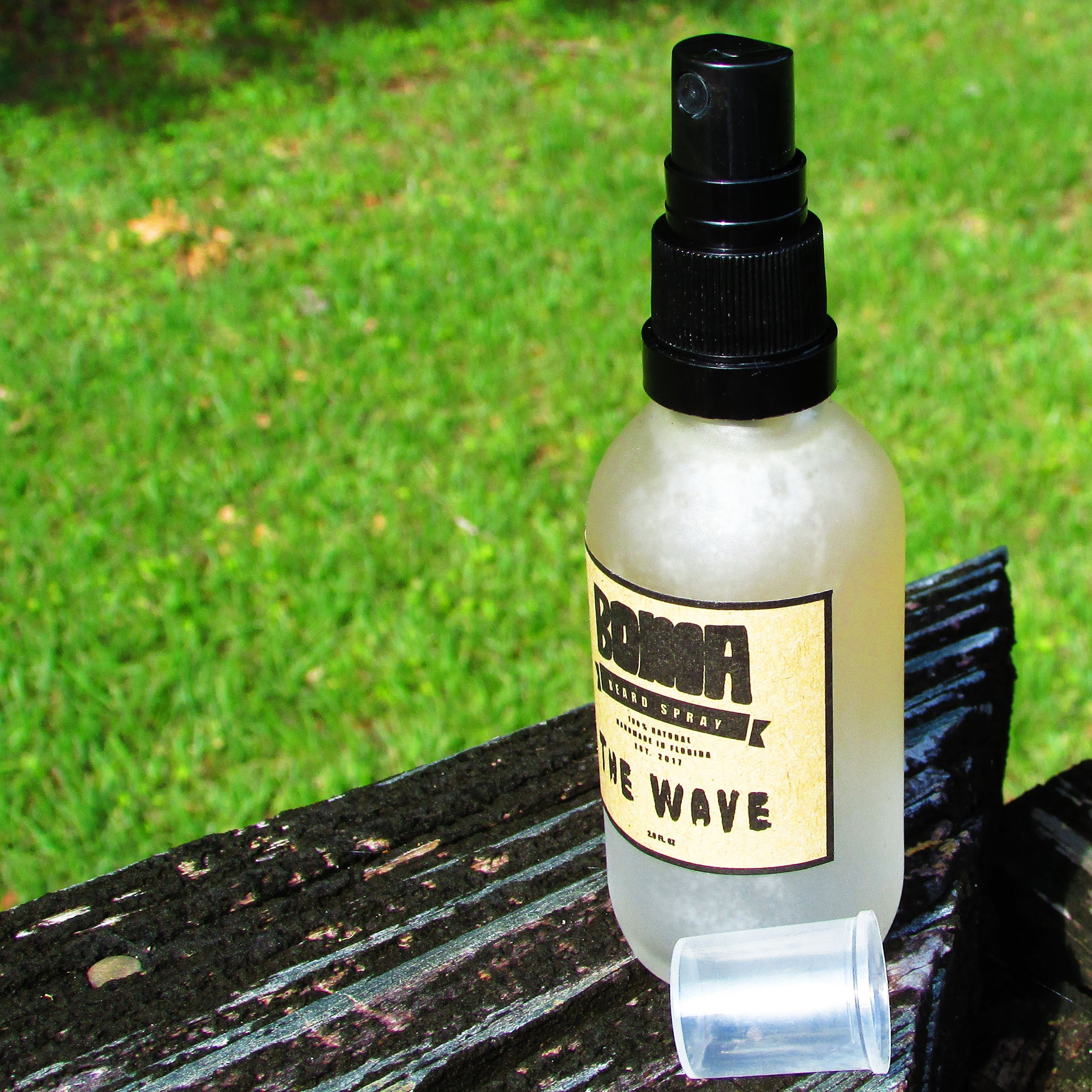 """The Wave"" Hydrating Beard & Refresher Spray"