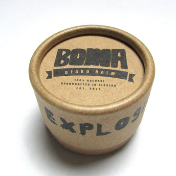 Explosive Citrus Beard Balm - Great Feel & Energizing Smell