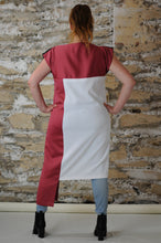 Load image into Gallery viewer, #MultiStyleDress white + red + black