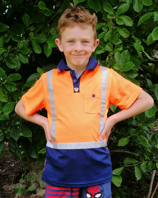 Hi-Vis Pocketed Shirt