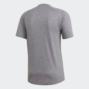 Sporting Iowa Logo Grey Tee