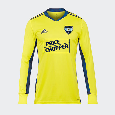 Sporting Blue Valley Long Sleeve Goalie Jersey