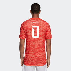 Sporting Oklahoma Short Sleeve Goalie Jersey