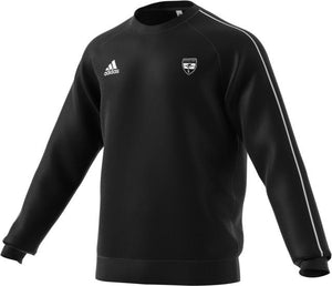 Sporting Arkansas: adidas Youth Core 18 Sweatshirt