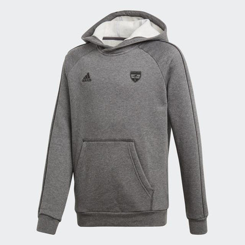 Sporting Arkansas: adidas Youth Core 18 Hoody