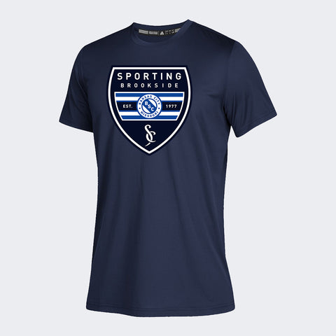 Sporting Brookside Navy Spiritwear Tee