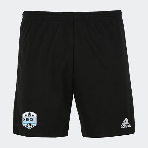 816 FC Black Secondary Short