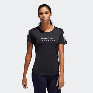 Sporting Columbia: adidas Women's Cut Own the Run Tee