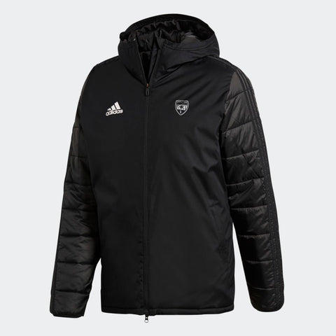 Sporting Columbia: adidas Adult Winter Jacket