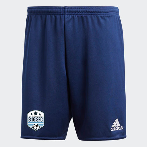 816 FC Light Blue Primary Short